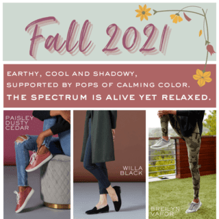 Vionic Fall 2021 Season Launch Social Graphic min